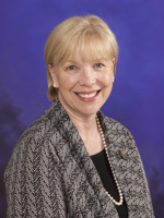 Dr. Robyn Phillips-Madson, Dean of the School of Osteopathic Medicine
